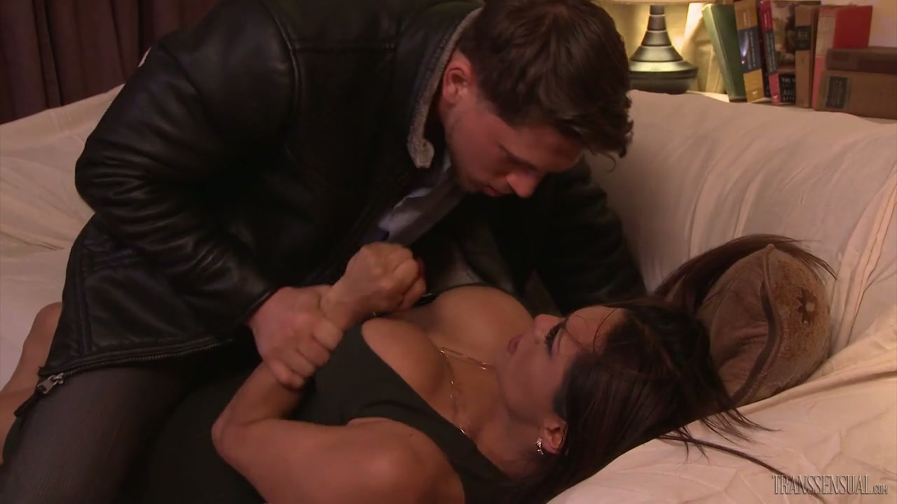 Tranny Jessy Needs A Hardcore Fuck With Roman Todds Massive Cock